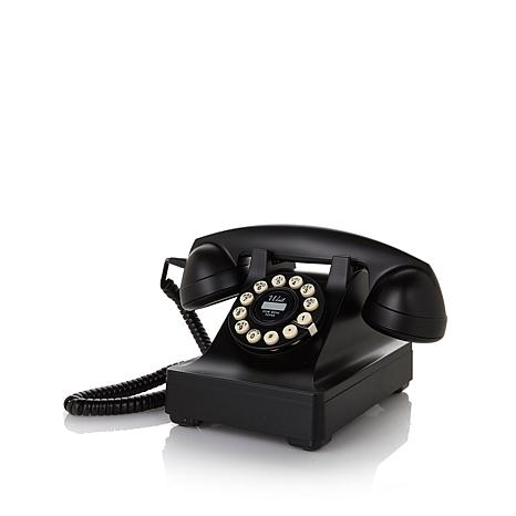 Crosley Color Kettle-Style Desk Phone