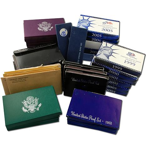 Half a Century of Proof Sets and Mint Sets (1960-2009)
