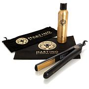 Martino Cartier Smooth Talker Styling Iron & Spray
