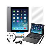 Apple iPad Air 16GB Wi-Fi Tablet with Keyboard Case