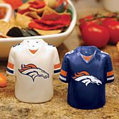 Gameday Ceramic Salt and Pepper Shakers