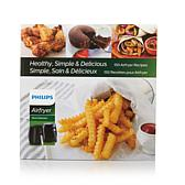 """Healthy, Simple & Delicious"" Airfryer Cookbook"