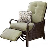 Ventura Luxury Recliner with Pillow