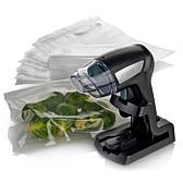 Waring Pro Pistol Vac Vacuum-Sealer System with Bags