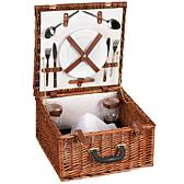 Willow Picnic Basket - Service for Two