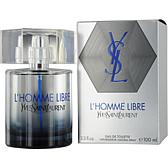 Yves Saint Laurent L'Homme Libre for Men- 3.3 oz. Spray