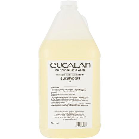 Eucalan Fine Fabric Wash 1 Gallon