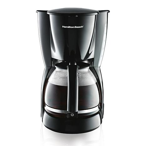 hamilton beach 12 cup coffee maker d 20161202120139137~8314086w How To Make Coffee In A Hamilton Beach Coffee Maker