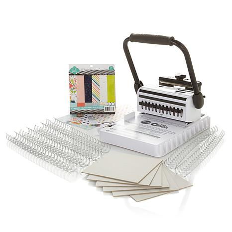 cinch binding machine