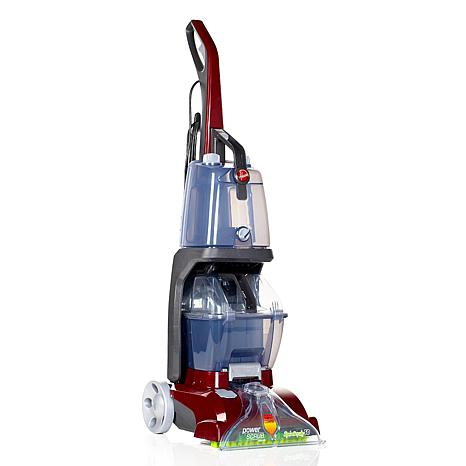 Hoover Power Scrub Deluxe Carpet Washer 6900978 HSN