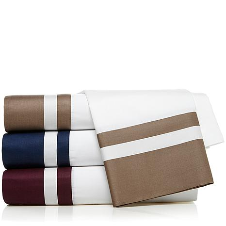 India Hicks Off Shore 400 Thread Count 100% Cotton Sateen Sheet