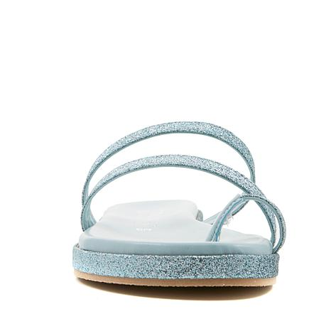 5b3e136832e27c Italian Shoemakers Glitzy Toe Ring Sandal - 8714666