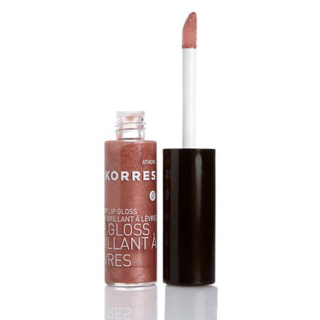 Korres Cherry Oil Lip Gloss - Rose Mauve