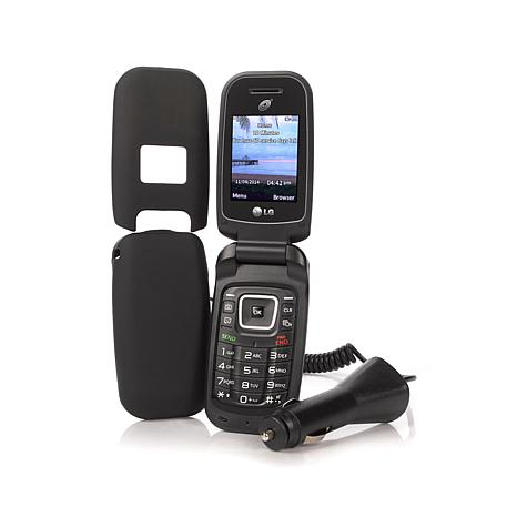 Image Gallery Lg Tracfone Flip Phone