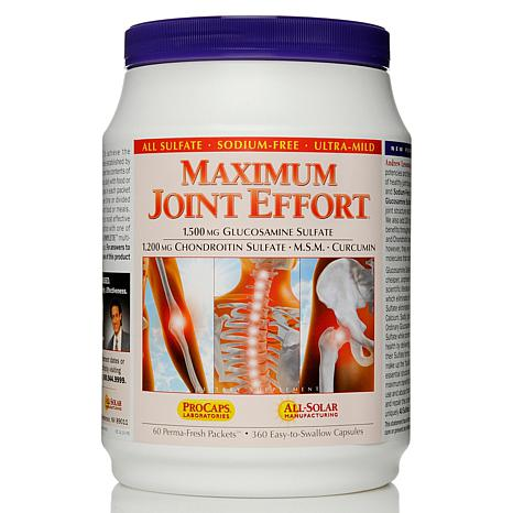 Maximum Joint Effort - AutoShip