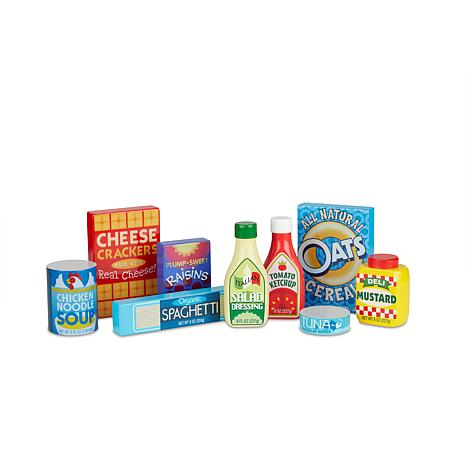 Wooden Pantry Products Set 6727150 Hsn