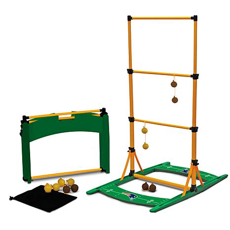 NFL Football Toss Foldable Outdoor Game