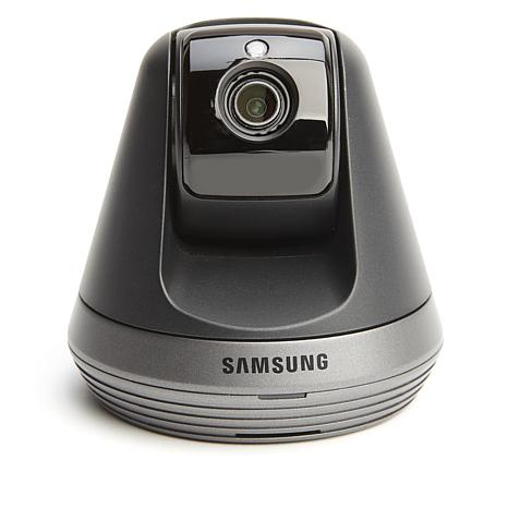 samsung 1080p full hd pan & tilt smart security camera w
