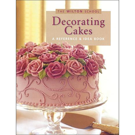 Cake Decorating How To Books : Book - Decorating Cakes - 3977004 HSN