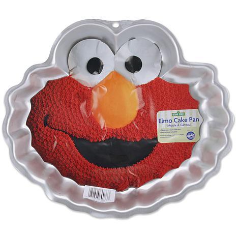 Wilton Instructions For Elmo Cake Elmo · Wilton Novelty Cake