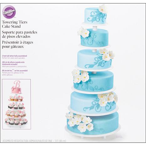 Tiered Cake Stand Parts