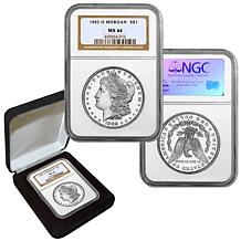 1902 MS64 NGC O-Mint Morgan Silver Dollar