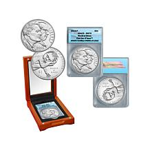 2015 MS70 FDOI LE 2,015 March of Dimes Silver Dollar