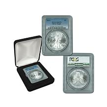 2015 MS70 PCGS Silver Eagle Dollar Coin