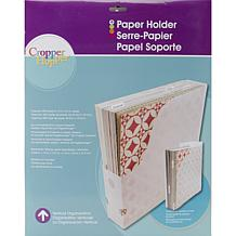 Advantus Cropper Hopper Paper Holder