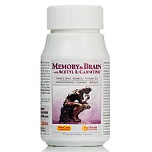 Andrew's Memory and Brain Support-30 Capsules