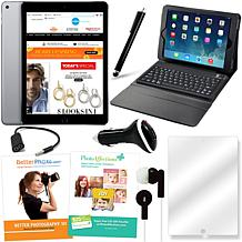Apple iPad Air® 2 16GB Wi-Fi+Keyboard Case, Starter Kit