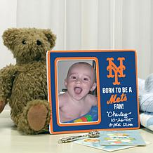 Born to be a New York Mets Fan Photo Frame