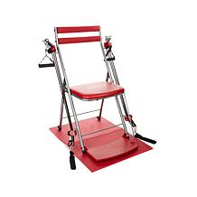 Chair Gym Deluxe w/Twister Seat, Mat & 3 DVDs