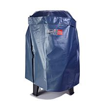 "Char-Broil ""The Big Easy"" Cover with Vented Sides -Blue"
