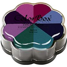 Colorbox Petal Point Pigment Pad 8/Color - Aurora