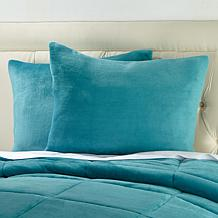 Concierge Collection Summer Soft & Cozy Shams - King
