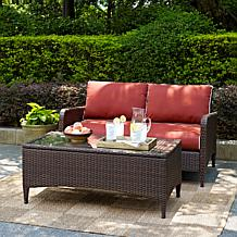 HD wallpapers crosley outdoor palm harbor 5 piece outdoor wicker high dining set