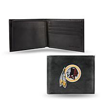 Embroidered Billfold - Washington Redskins