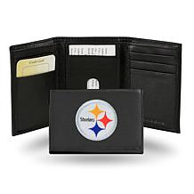 Embroidered Trifold - Pittsburgh Steelers