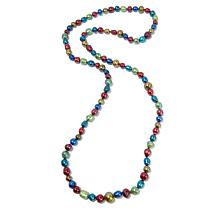 "Endless Cultured Freshwater Pearl 48"" Strand Necklace"