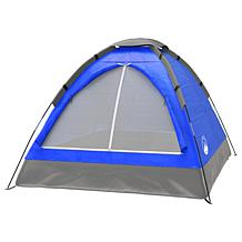 Happy Camper™ Two Person Tent with Carry Bag