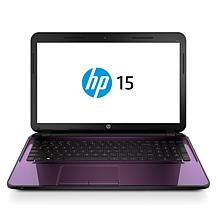 "HP 15.6"" LED, AMD Quad-Core, 4GB RAM, 500GB HDD Laptop"