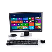 "HP Pavilion Mini PC with 23"" Monitor & Software"