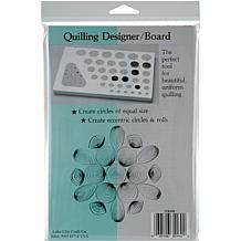 Lake City Craft Quilling Designer Board