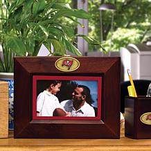 Landscape Brown Picture Frame - Tampa Bay Buccaneers