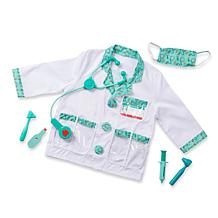 Melissa & Doug Doctor Role Play Costume Set