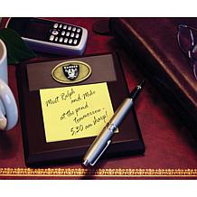 Memo Pad Holder - Oakland Raiders - NFL