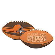 NFL Junior-Sized Rubber Football by Rawlings