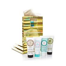 Perlier 4-piece Hand Cream Set with Bags