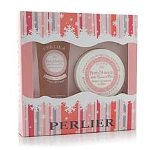 Perlier Orange Blossoms Shower and Body Butter Duo